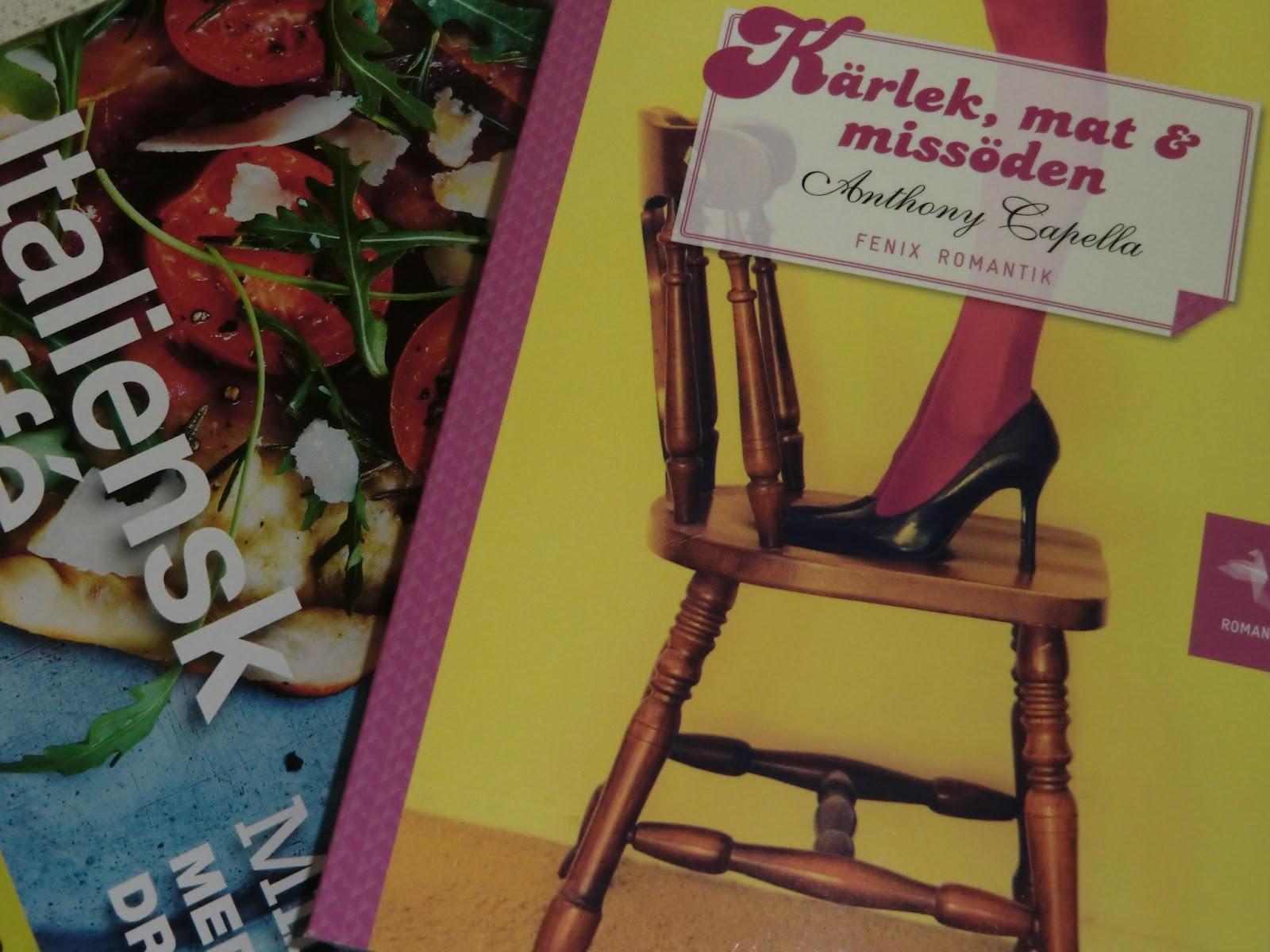 läslust och matpassion