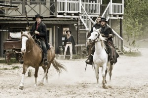 westernshowen high chaparral