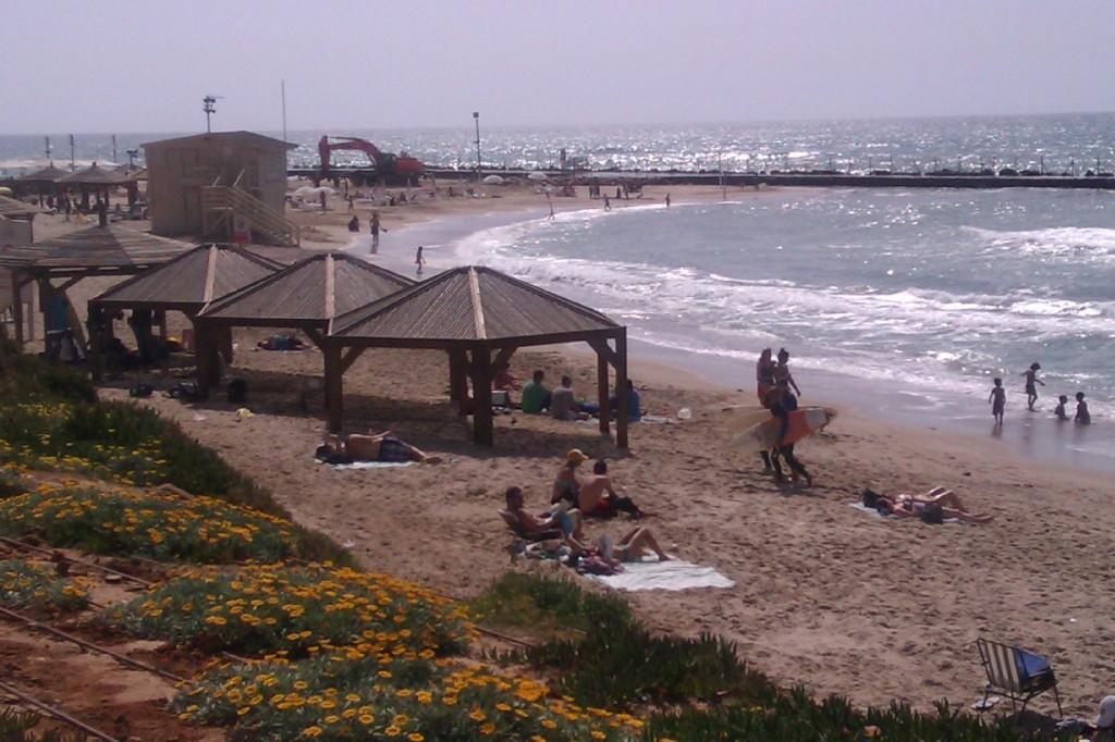 tel baruch beach - rade prica